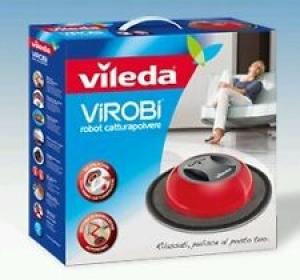 Aspirapolvere robot virobi catturapolvere vileda 20 for Vileda scopa elettrica ricambi